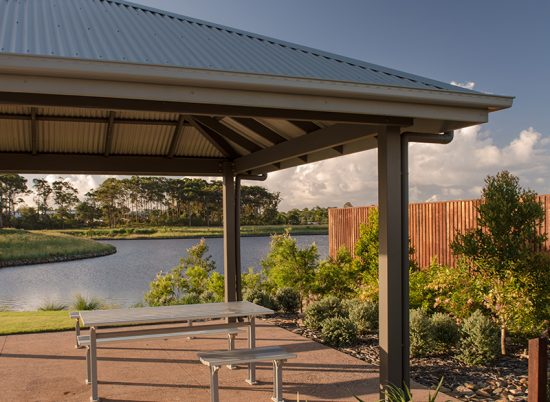 Great coastal lifestyle home designed and built by award winning builders Metricon.