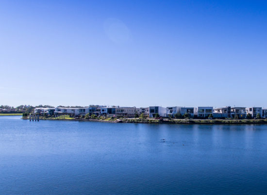 A rare opportunity indeed! Last remaining north facing waterfront in Claremont Precinct.