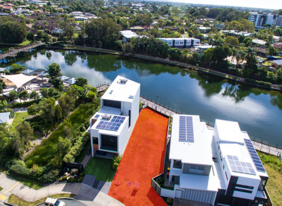 North facing, waterfront land within the stunning Brighton Precinct. A generous homesite with a breathtaking view!